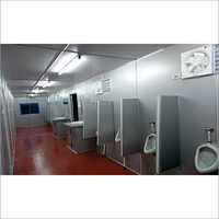 Industrial Portable Toilets