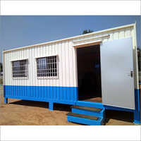 MS Fabricated Portable Office Cabins