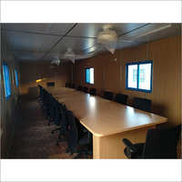 Fabricated Portable Office Cabins