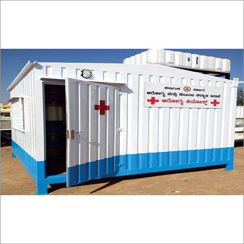 Clinic Cabins