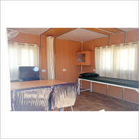 Portable On Site Clinic Cabins