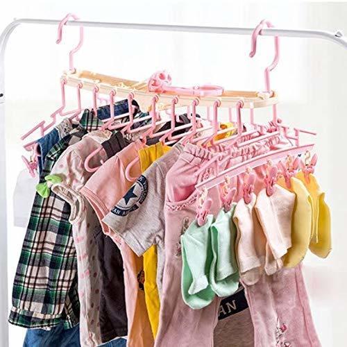 10 in 1 Cloth Hanger