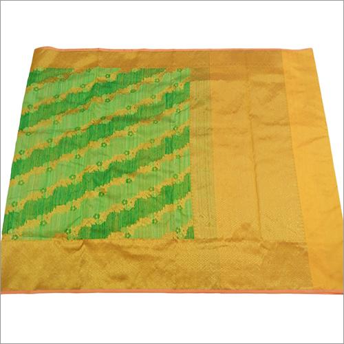 Ladies Banarasi Handloom Dupian Saree