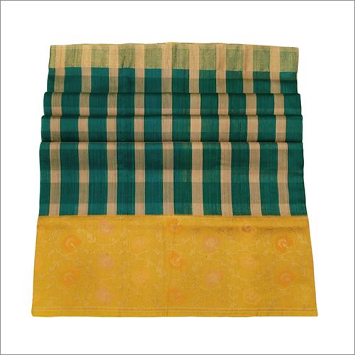 Fancy Banarasi Handloom Kadiyal Tussar Saree