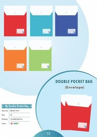 Double Folder Bag (Envelope)