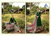 Nazara vol-1 Pakistani Georgette Salwar Suit