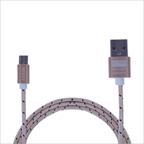 Micro USB Mobile Charger Cable