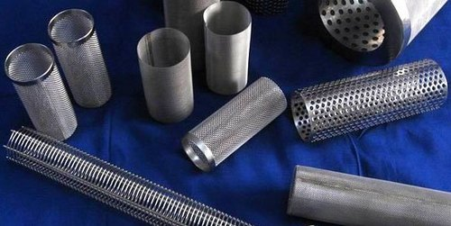 Multilayered Cylindrical Wiremesh