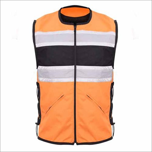 Mens Half Sleeve Riding Jacket