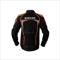 Mens Bike Ride Jacket
