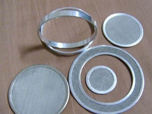 Wiremesh Cut Circle