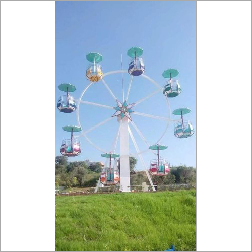 Ferris Wheel Amusement Ride