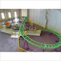 Roller Coaster Amusement Ride
