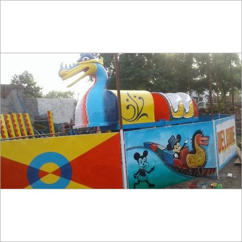 Dragon Coaster Ride