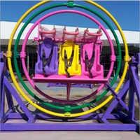 Human Gyroscope Ride