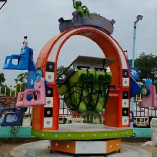 Fun Clown Amusement Ride