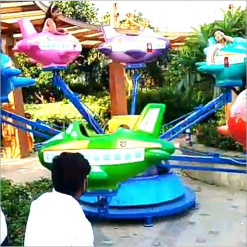 Aeroplane Amusement Ride