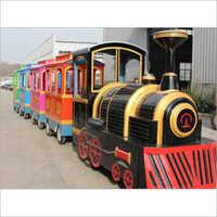 Children Park Trackless Train