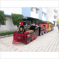 Family Trackless Train