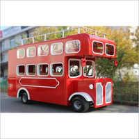 Double Decker London Bus Kids Ride