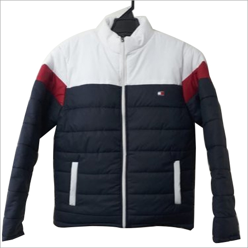 Mens Fancy Polyester Jacket