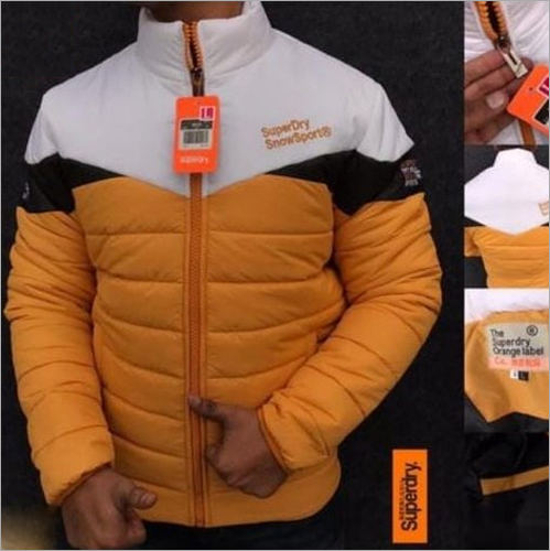 Mens Floppy Designer Jacket