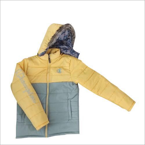 Sports Automan Fabric Jacket
