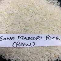 Raw Sona Masoori Rice