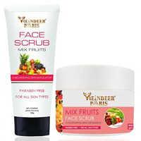 Mix Fruits Face Scrub
