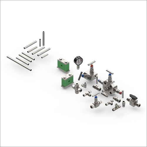 Fitting Instrument Assembly