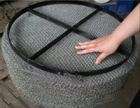 Knitted Wiremesh Demister Pad