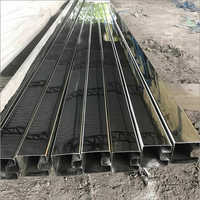 SS Slotted Section Pipe