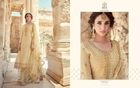 Glamour - 90 Georgette Embroidery Salwar Suit