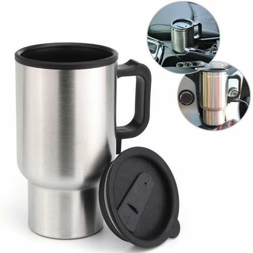 Car Heated Travel Mug