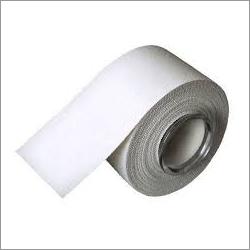 Plain White Elastic Tape