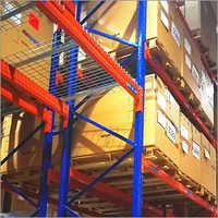 Industrial Semi Heavy Duty Racks