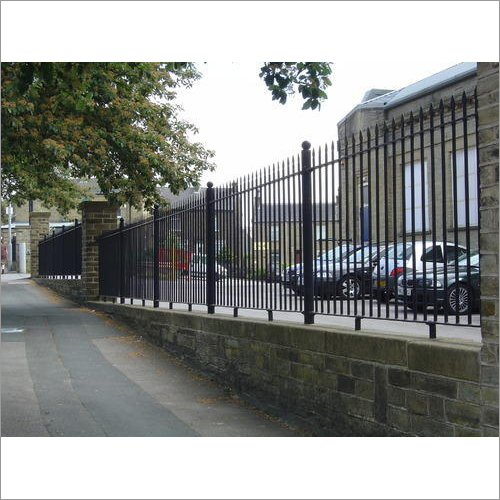 Boundary Railings