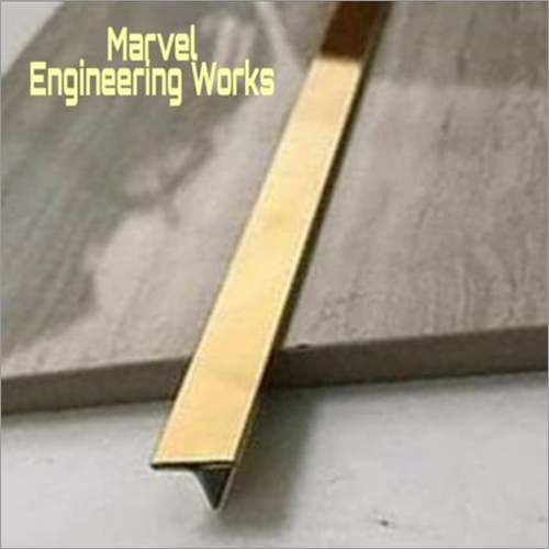 Stainless Steel Decorative T Profile