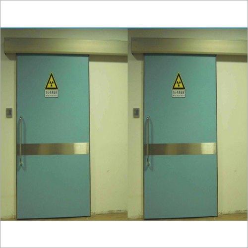 Non Auto Sliding Fire Resistant Doors