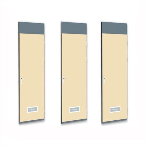 Plate Type Single Leaf Hinge Fire Resistant Door