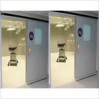 Plate Type Fire Resistant Doors