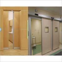 Radiation Shielding Wooden Doors