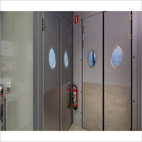 Commercial Insulated Doors
