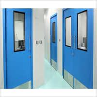 Commercial Clean Room Doors