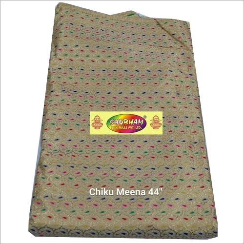Zari Brocade Fabric