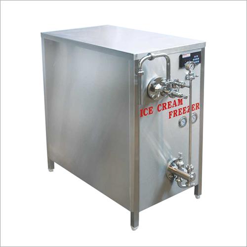 Continuous Ice Cream Freezer Machine