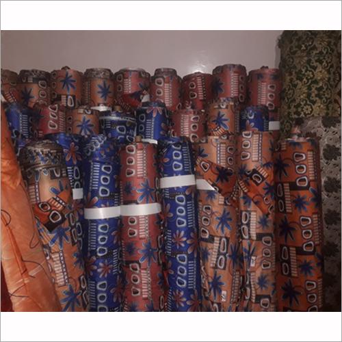 Ragine Velvet Print Fabric