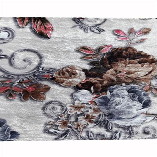 Sparkal Velvet Digital Print Fabric