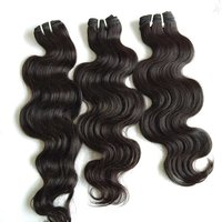 Body Wave Indian Human Hair Extensions