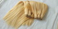 Blonde 613 Straight Blonde Human Hair